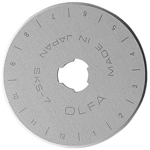 RB-45-10 OLFA BLADE  10 / CD (45mm)