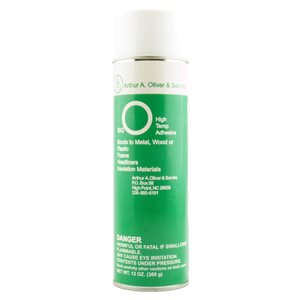 OLIVER'S BIG O HIGH TEMP ADHESIVE SP-092 NET WT 13OZ