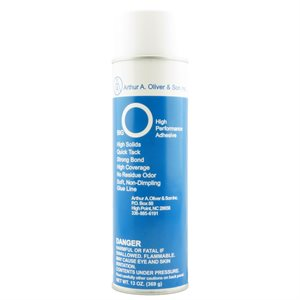 OLIVER'S BIG O SP055 HIGH PERFORMANCE ADHESIVE 13OZ